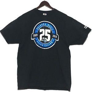 Orlando Magic 25th Anniversary T Shirt 1989 -2014
